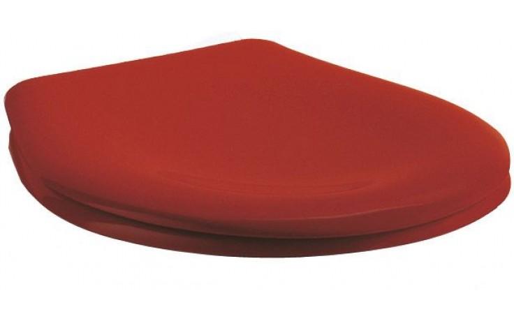 Sedátko WC Keramag duraplastové Kind  červená