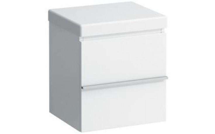 LAUFEN CASE kontejner 460x385x505mm, s vnitřní zásuvkou, bílá lesk