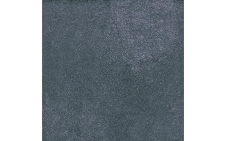 RAKO SANDSTONE PLUS LAPPATO dlažba 45x45cm černá DAP44273