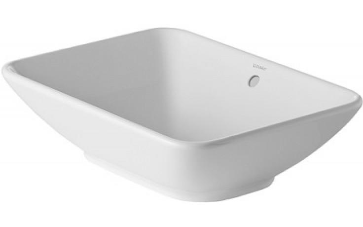 Umyvadlo speciální Duravit - Bacino 55x42cm bílé