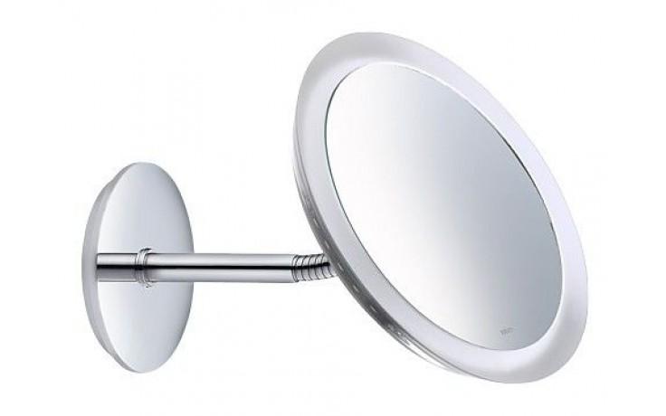 Doplněk zrcadlo Keuco Bella Vista průměr 218 mm chrom