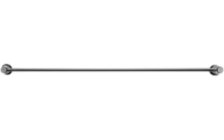 DURAVIT D-CODE držák na osušku 800mm chrom 0099231000