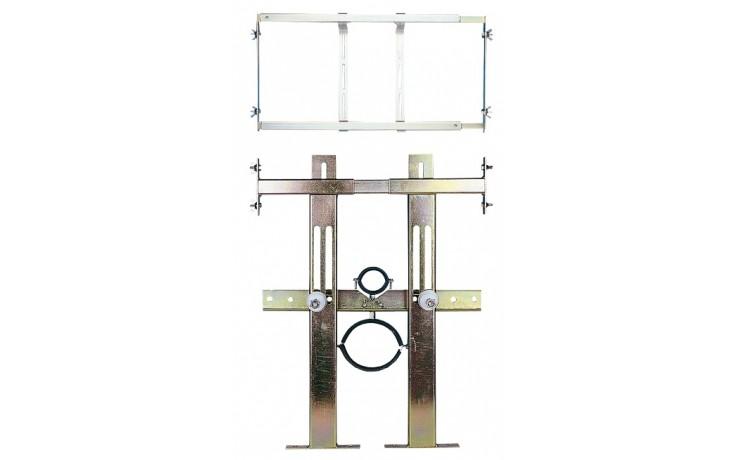 SANELA SLR03N montážní rám 420-625x250mm, předstěnový, pro závěsná WC se splachovačem