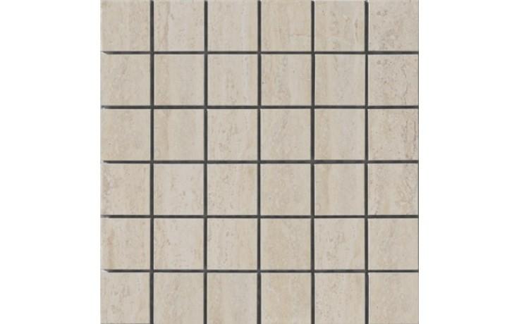 IMOLA SYRAKA mozaika 30x30cm white, MK.SYRAKA W LP