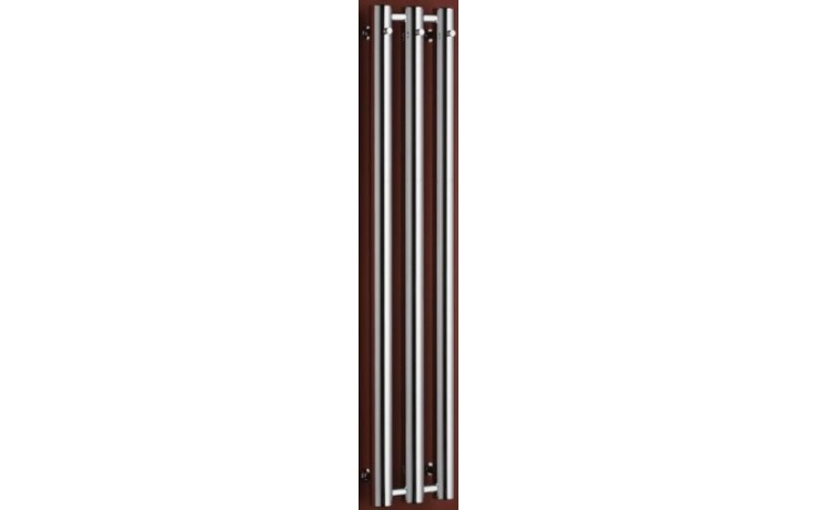 P.M.H. ROSENDAL MASSIVE R70/3C koupelnový radiátor 2921500mm, 483W, chrom