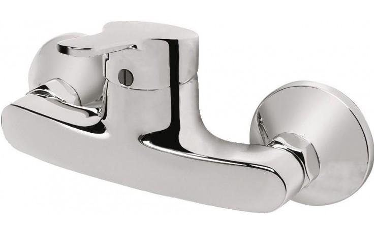 Baterie sprchová Ideal Standard nástěnná páková Slimline II bez sprchového příslušenství  chrom
