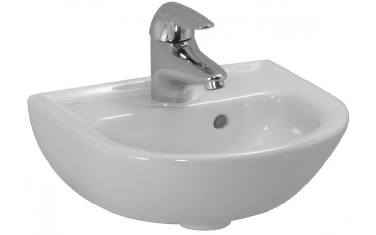 LAUFEN PRO umývátko 350x310mm s otvorem, bílá LCC 8.1595.0.400.104.1