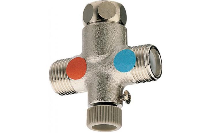 "SILFRA QUIK regulátor teploty 1/2"" pro časové ventily chrom AT(AC) 950"