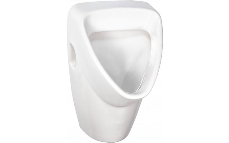 AZP BRNO AUP 24.B pisoár Livo 360x575mm, s automatickým, inteligentním splachovačem, bílá