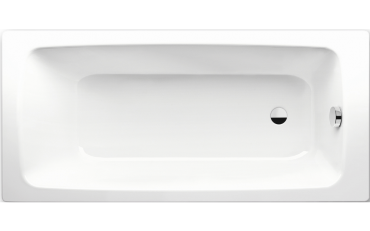 KALDEWEI CAYONO 750 vana 1700x750x410mm, ocelová, obdélníková, bílá
