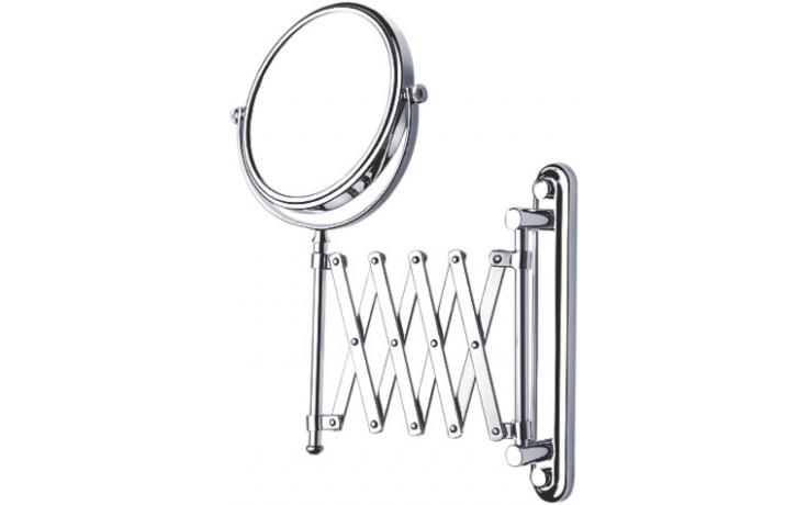 NIMCO kosmetické zrcadlo 150x150mm nástěnné, chrom ZR 3992B-26