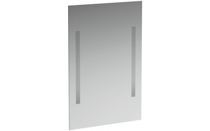 Nábytek zrcadlo Laufen New Case s dvojitým osv. a senzorovým spínačem 55x85 cm