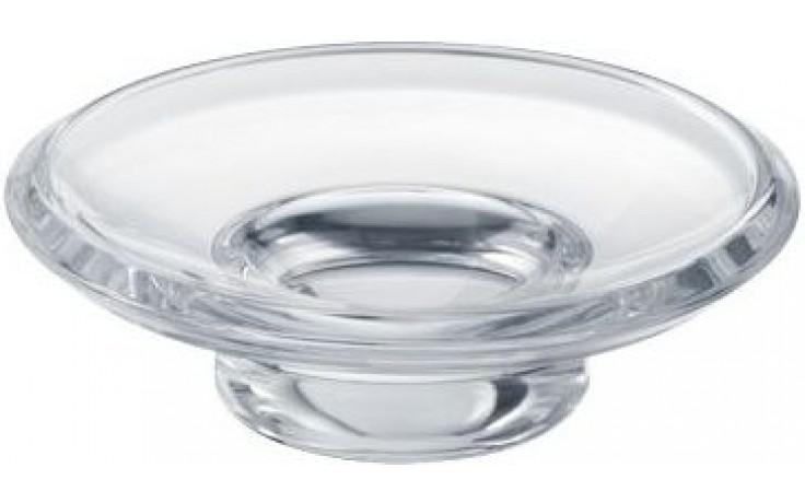 KEUCO SMART mýdlenka 40mm křišťálové sklo