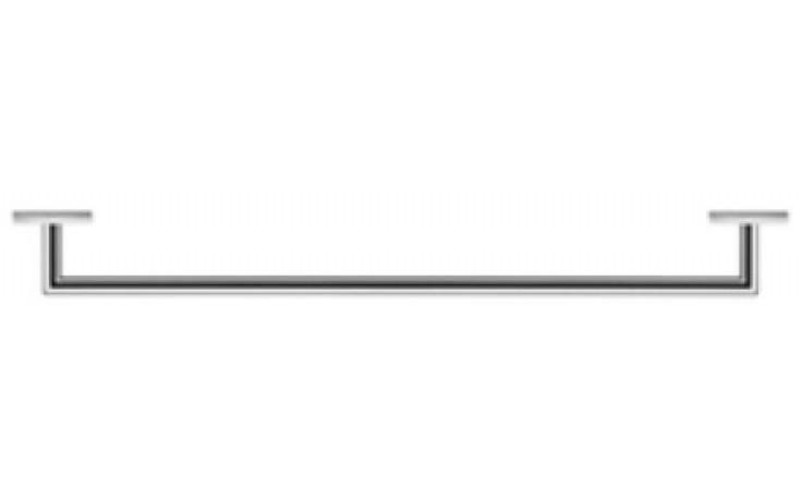 DURAVIT KARREE držák na osušku 600mm chrom 0099591000