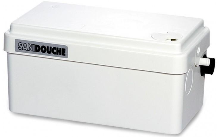 SFA SANIBROY SANISHOWER kalové čerpadlo pro sprchu a umyvadlo
