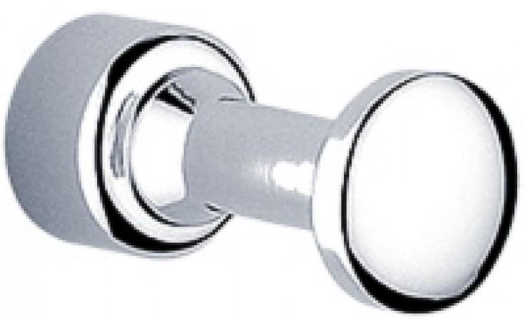 NIMCO háček jednoduchý 35x15mm chrom UN 2054-26