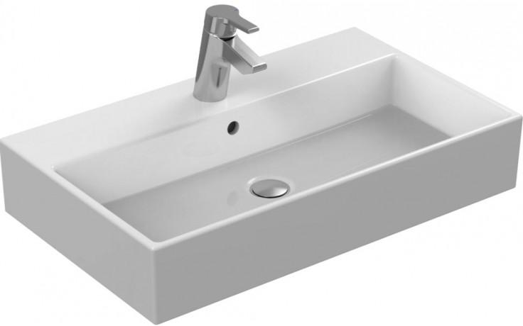 Umyvadlo klasické Ideal Standard s otvorem Strada  71x42 cm bílá+Ideal Plus