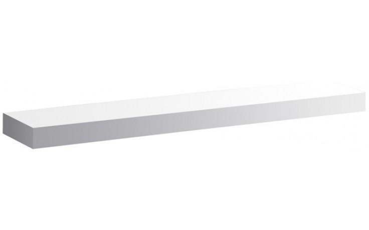 Nábytek polička Keramag iCon 90 cm bílá lesklá (alpin)