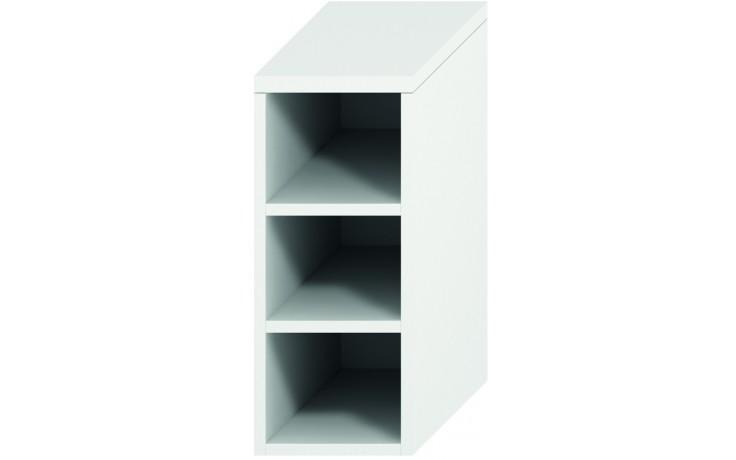 JIKA MIO střední úzká skříňka 240x320mm bez dveří, bílá