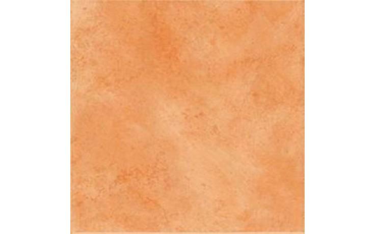 Dlažba Rako Inspiration 30x30 cm oranžová