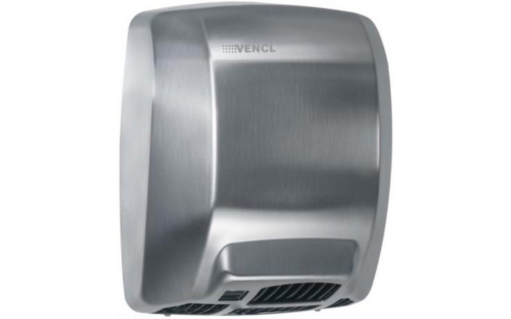 VENCL MEDIFLOW M-03 ACS elektrický osušovač rukou 272x164x325mm, bezdotykový, nerez