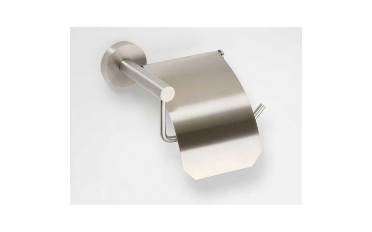 Doplněk držák toal. papíru GOZ METAL Inox I, s krytem 160x92x102 mm nerez brus