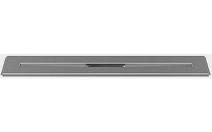 UNIDRAIN 3004 odtokový žlab 800mm, sprchový, nerez ocel