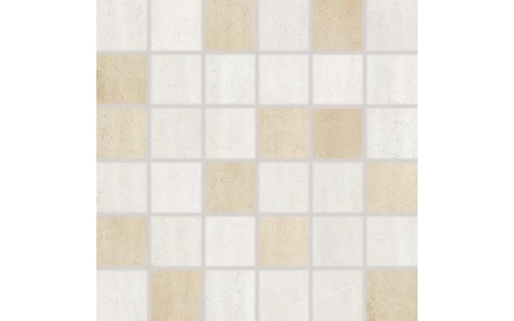 RAKO MANUFACTURA mozaika 5x5cm světle béžová WDM05014