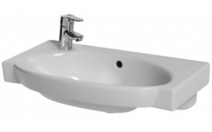 JIKA TIGO umyvadlo 550x370x175mm, nábytkové, bílá 8.1021.2.000.105.1