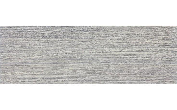 Dekor Rako Senso 20x60 cm šedá