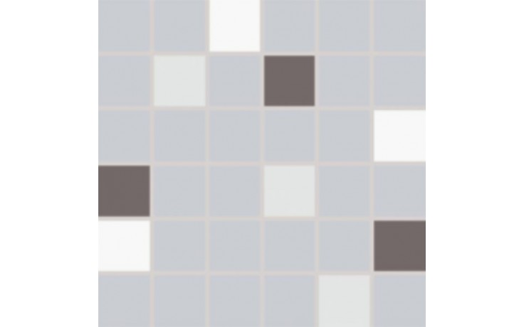 RAKO CONCEPT PLUS mozaika 5x5cm šedá WDM05010