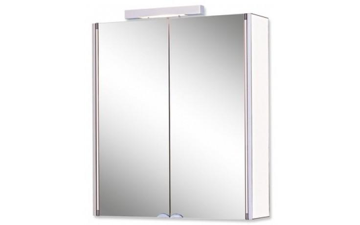 JOKEY MONDAL II. zrcadlová skříňka 63x16x75cm bílá