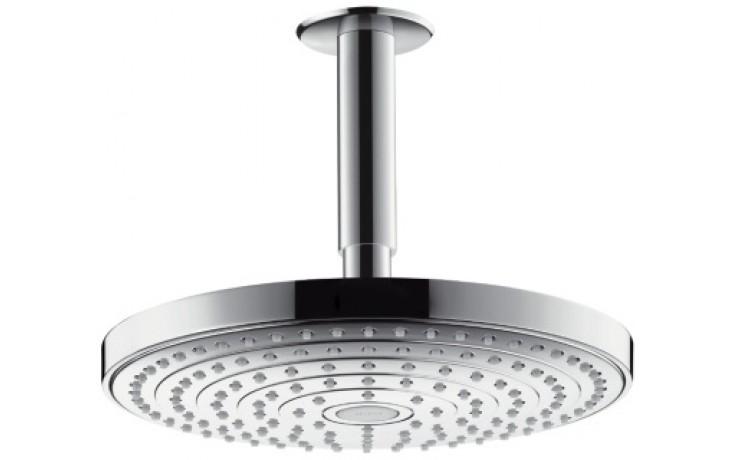 HANSGROHE RAINDANCE SELECT S 240 2JET horní sprcha s přívodem od stropu chrom 26467000