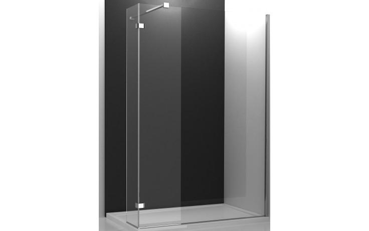 ROLTECHNIK WALK IN LINE WALK C/1500 sprchový kout 1500x2000mm, bezrámový, brillant/transparent