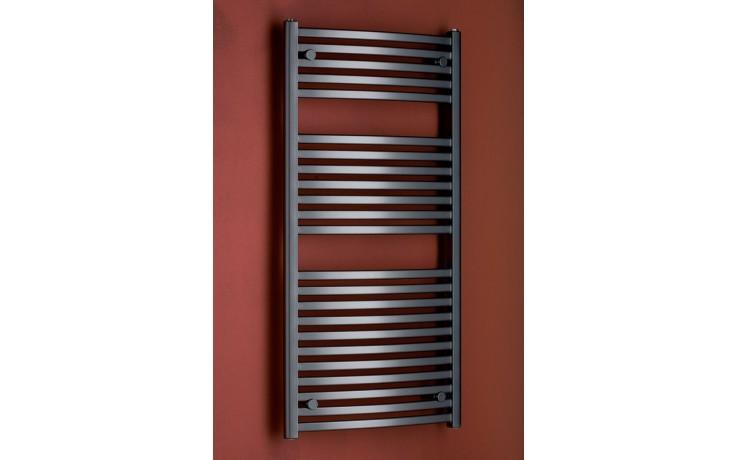 Radiátor koupelnový PMH Marabu 600/1233 541 W (75/65C) metalická amtracit 09/80170
