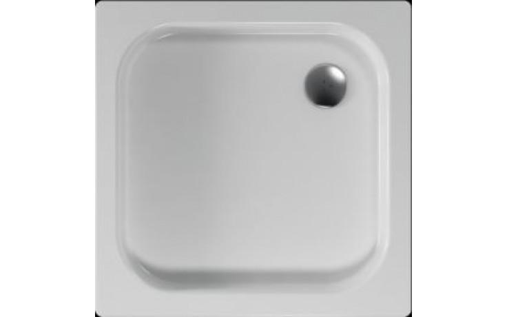 Vanička plastová Teiko čtverec - 80x80x8cm bílá