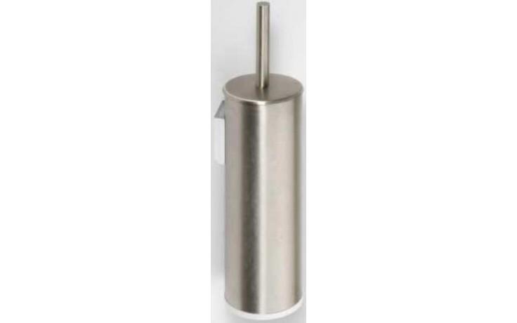 GOZ METAL podstavec závěsný 92x160x102mm, s WC stětkou, nerez