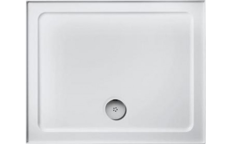 Vanička litý mramor Ideal Standard obdélník Simplicity Stone 1610x810x40mm bílá