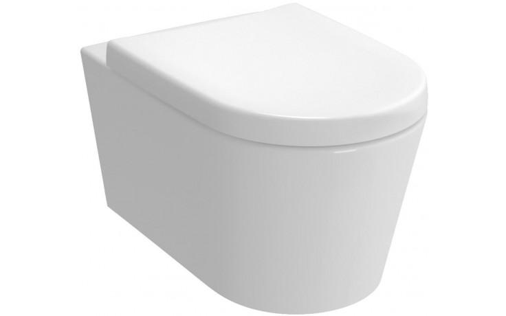 VITRA NEST závěsné WC 355mm vodorovný odpad bílá 5173B003-0075