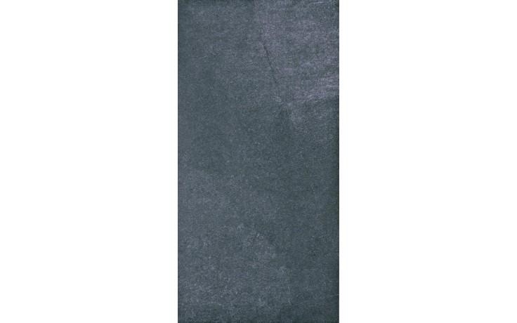 Dlažba Rako Sandstone Plus 29,5x59,5cm černá