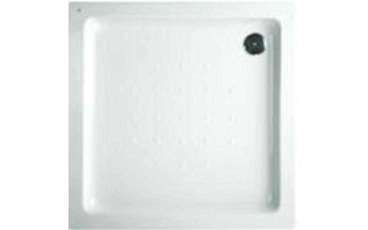 Vanička plastová Jika čtverec samonosná 100x100 cm bílá