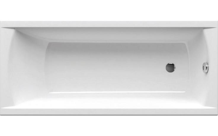 RAVAK CLASSIC 160 klasická vana 1600x700mm akrylátová, obdélníková, snowwhite