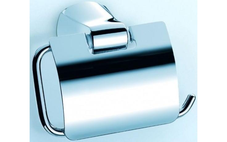 CONCEPT 200 držák toaletního papíru 137x115x99mm s krytem, chrom