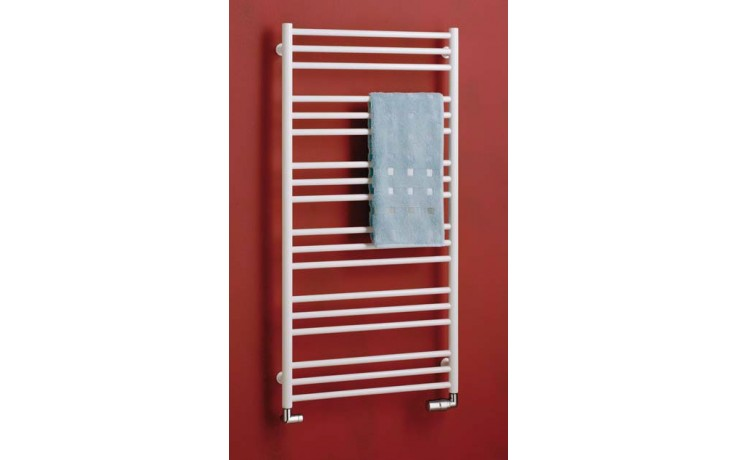 Radiátor koupelnový PMH Sorano 905/480 585 W (75/65C) bílá RAL9003