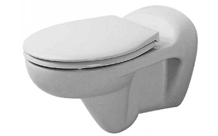 DURAVIT DURAPLUS BAMBI závěsný klozet 320x525mm bílá 0185090000