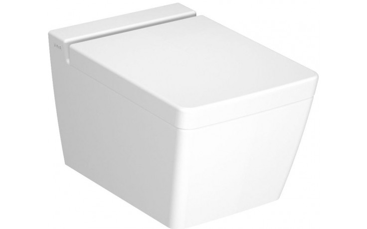WC závěsné Vitra odpad vodorovný T4 hluboké  bílá