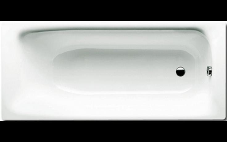 KALDEWEI SANILUX 342 vana 1700x750x430mm, ocelová, obdélníková, bílá Perl Effekt