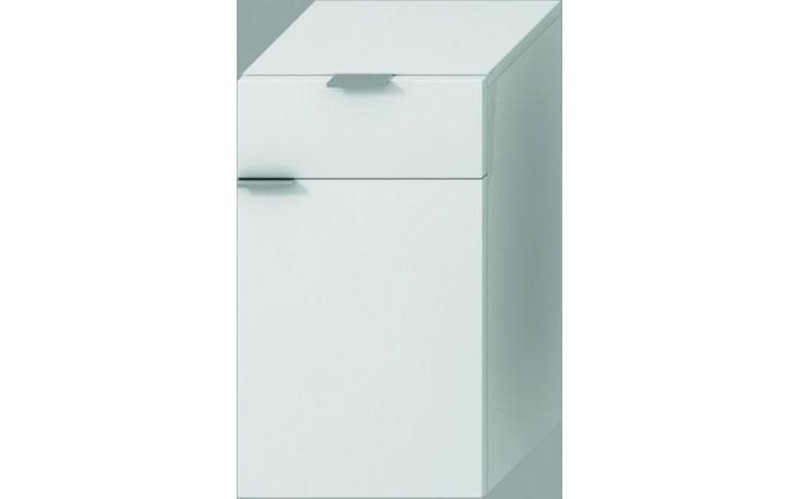 Nábytek skříňka Jika Tigo 30x51x27 cm bílá