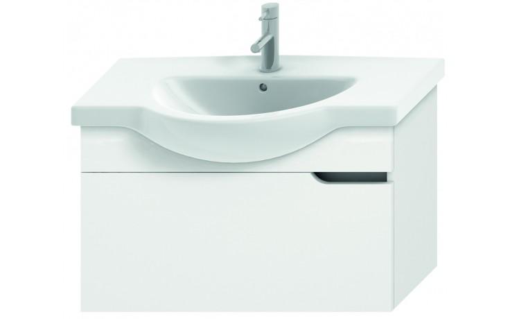 JIKA MIO umyvadlová skříňka pro nábytkové umyvadlo 810x340x505mm 1 zásuvka, bílá/bílá 4.3414.1.171.500.1