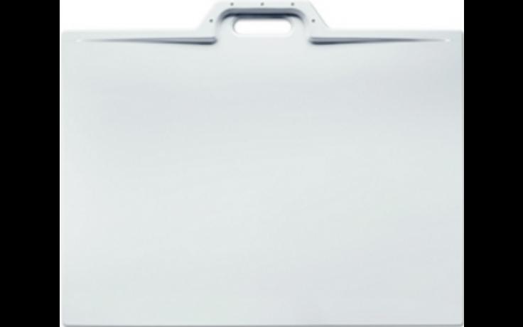 KALDEWEI XETIS 893 sprchová vanička 1000x1400x45mm, ocelová, obdélníková, bílá